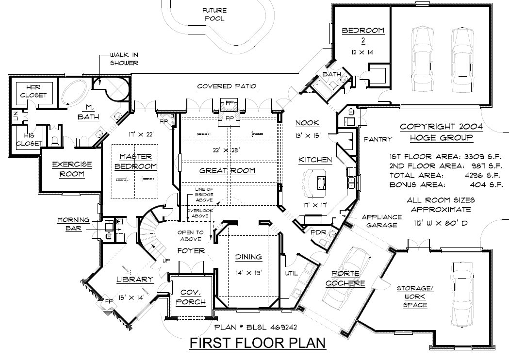 Million dollar home floor plans for Million dollar home designs